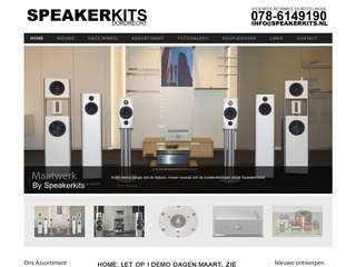 SPEAKERKITS